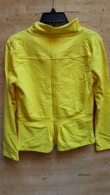Foto Carousel Producto: Blazer amarillo strech☘nuevo GoTrendier