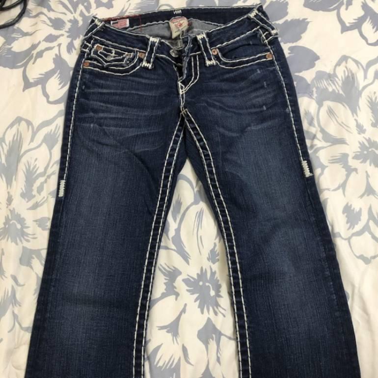 Pantalon True Religion Original De True Religion Brand Jeans De Segunda Mano Gotrendier