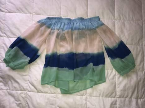Foto Carousel Producto: Blusa off shoulder tie dye GoTrendier