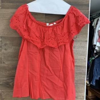 Foto Carousel Producto: Blusa roja GoTrendier
