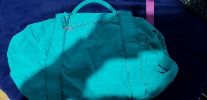 Foto Carousel Producto: Bolsa color verde agua GoTrendier