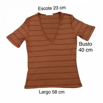 Foto Carousel Producto: Blusa cuello en V GoTrendier