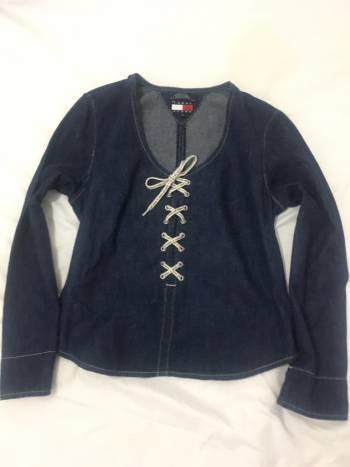 Foto Carousel Producto: Blusa tomy azul GoTrendier