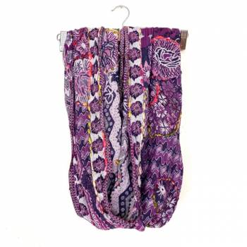 Foto Carousel Producto: Maxi bufanda pashmina morada boho GoTrendier