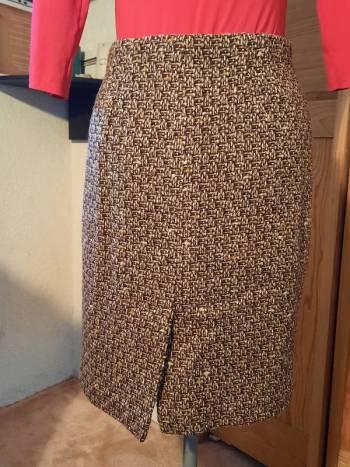 Foto Carousel Producto: Falda de lana Ann Taylor GoTrendier