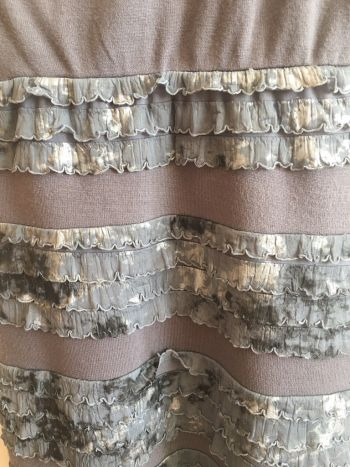 Foto Carousel Producto: Vestido color gris GoTrendier