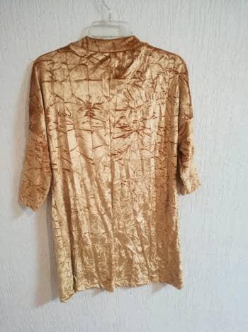Foto Carousel Producto: Vestido de terciopelo  GoTrendier
