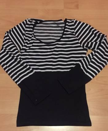 Foto Carousel Producto: Blusa bicolor GoTrendier