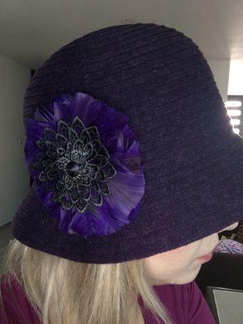 Foto Carousel Producto: Sombrero morado GoTrendier