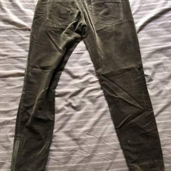 Foto Carousel Producto: Pantalones grises velvet GoTrendier