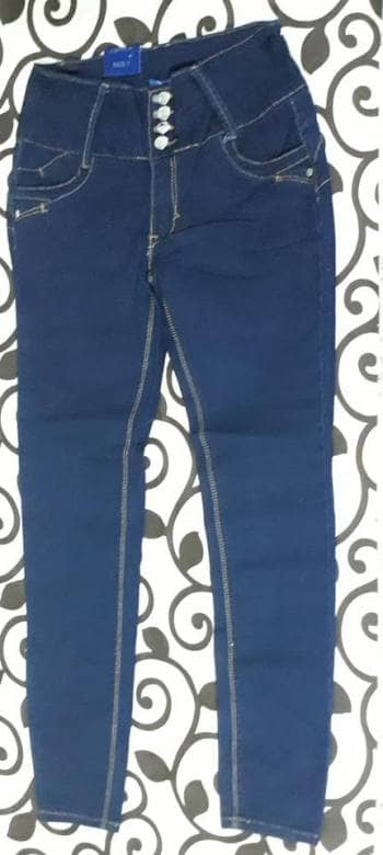 Foto Carousel Producto: Pantalón de mezclilla GoTrendier