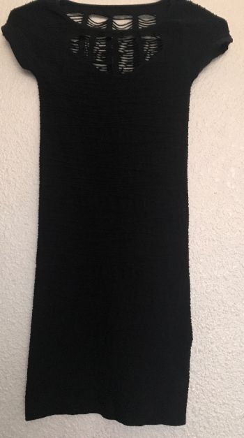 Foto Carousel Producto: Vestido negro bebe GoTrendier