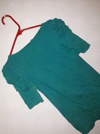Foto Carousel Producto: Blusa turquesa GoTrendier