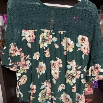 Foto Carousel Producto: Blusa con crochet GoTrendier