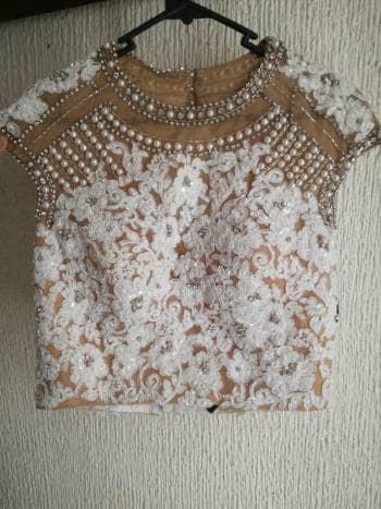 Foto Carousel Producto: Vestido de novia a opción a vestido de XV años GoTrendier