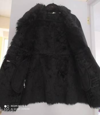 Foto Carousel Producto: Abrigo negro GoTrendier