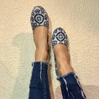 Foto Carousel Producto: Zapatillas azules  GoTrendier